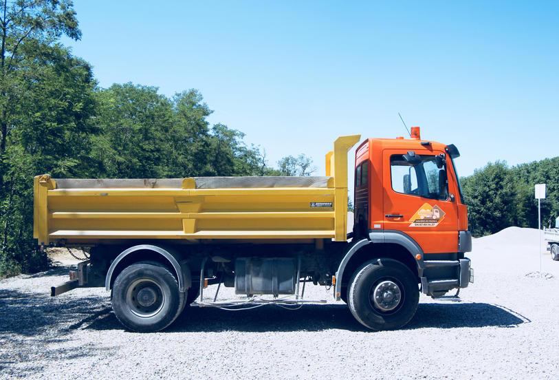 4x2 - Camion 10 tonnes