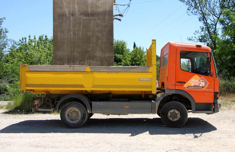 4x2 - Camion 5 tonnes